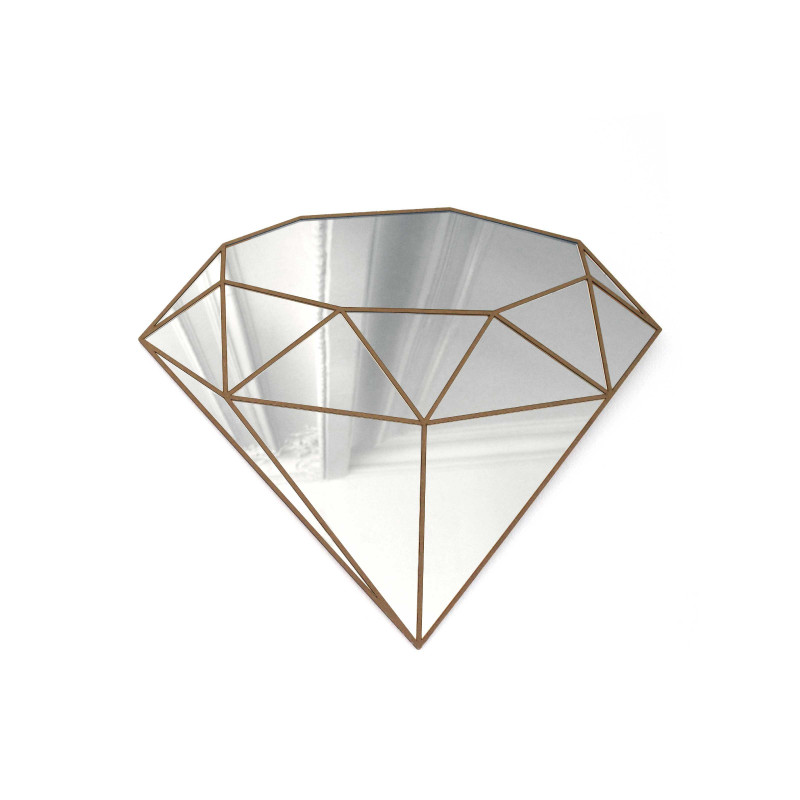 miroir diamant origami homeplace