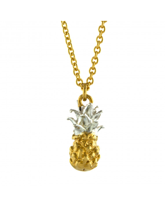 Baby Pineapple Necklace