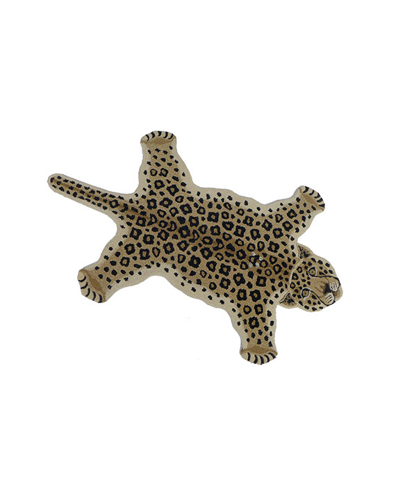 Tapis Loony Leopard Doing Goods Claire Naa