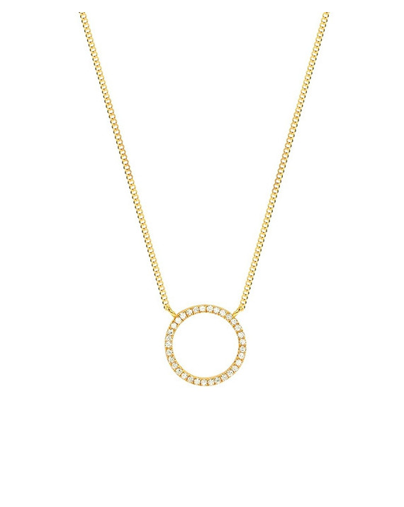 Collier Small Full Circle
