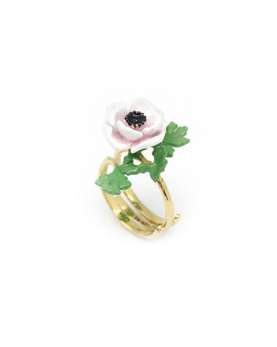 Anemone Ring - White | Good After Nine