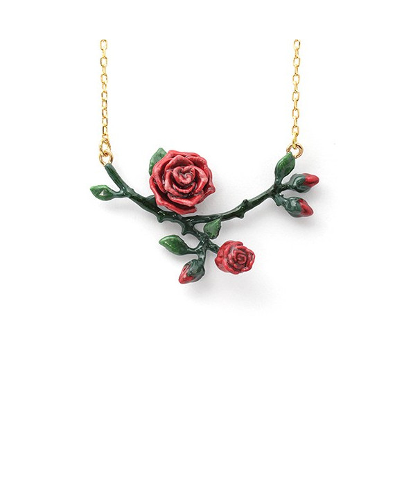 Rose Necklace | Good After Nine