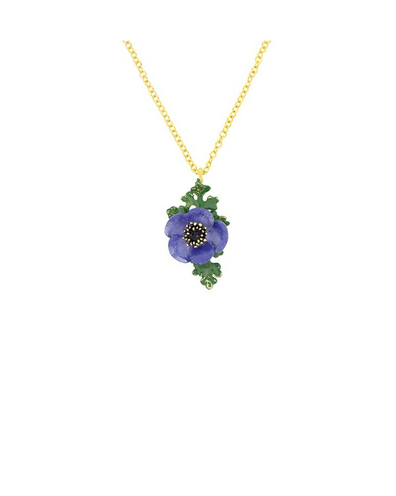 Anemone Necklace   Good After Nine