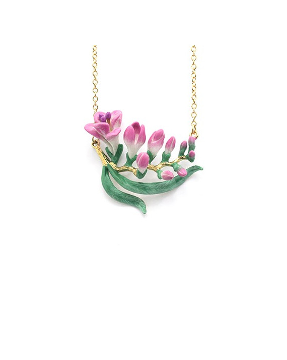 Freesia Necklace | Good After Nine