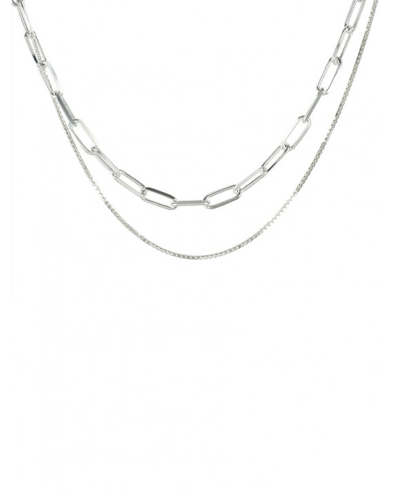 Twiggy Necklace - Sterling Silver | Stalactite