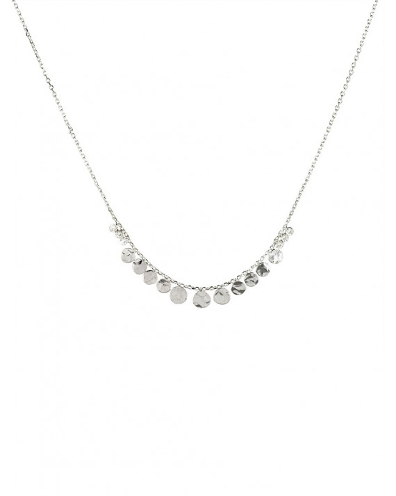 Constance Necklace - Silver plated | Stalactite