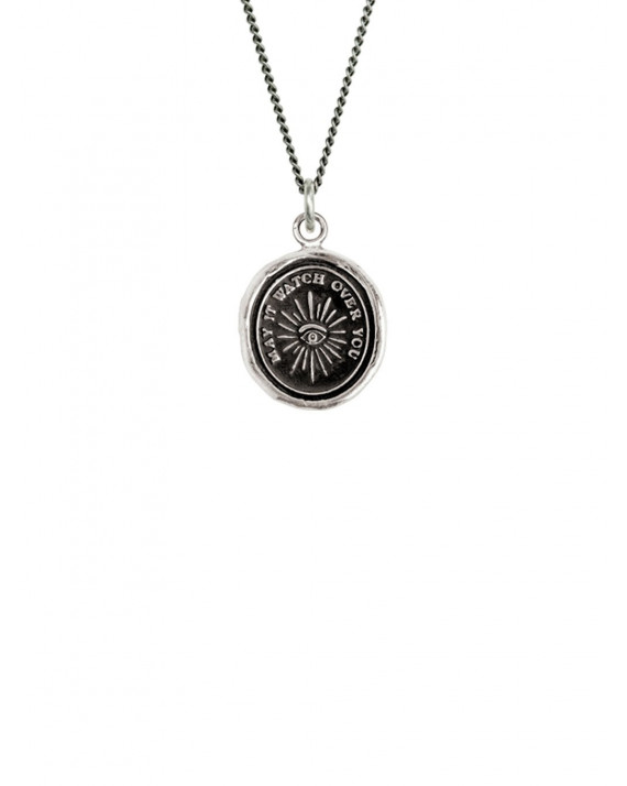 Higher Power Talisman Necklace | Pyrrha