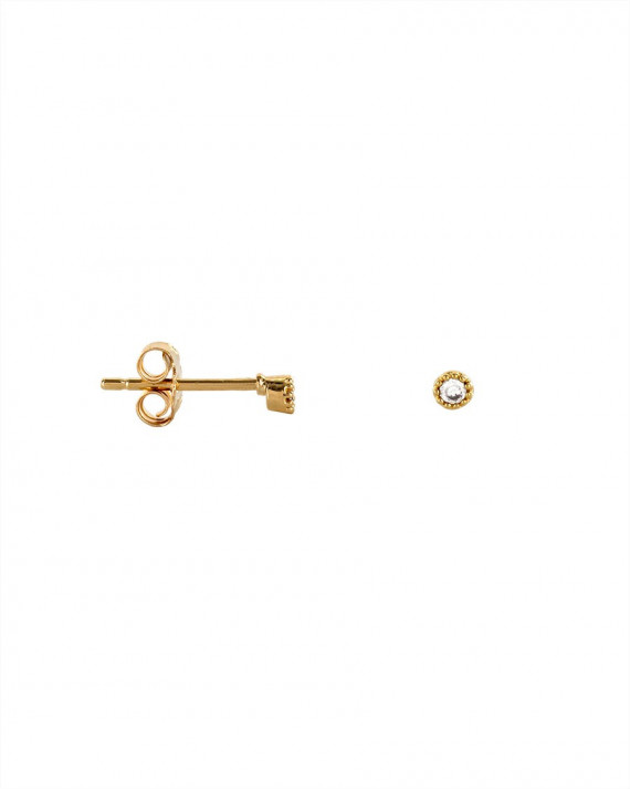 Corolle Earrings - Gold Plated | Tayl Bijoux