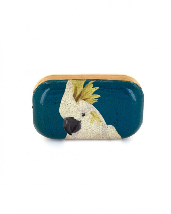 Funny Soap - Budgie   London Soaps