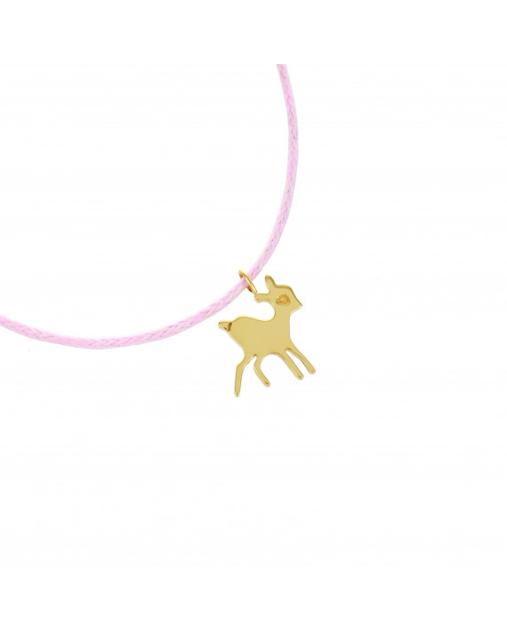 Mini Cheval - Or Jaune 18 carats