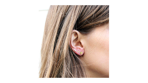 EARRINGS TREND : EAR PARTY