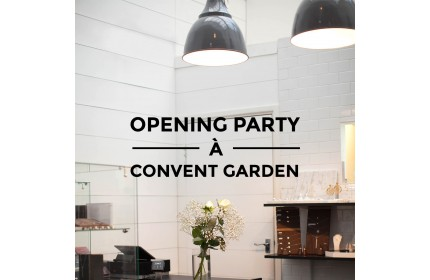 NEWS OF THE WEEK : London's 'Opening party !